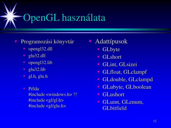 Programozási könyvtár