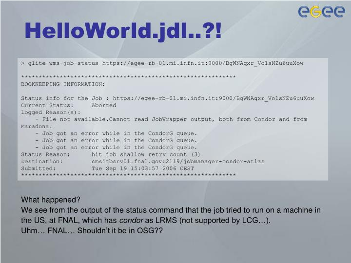 HelloWorld.jdl..?!