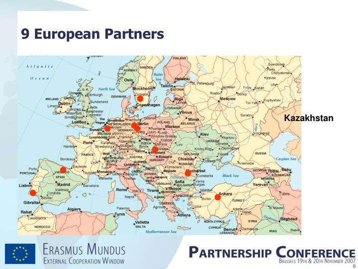9 European Partners