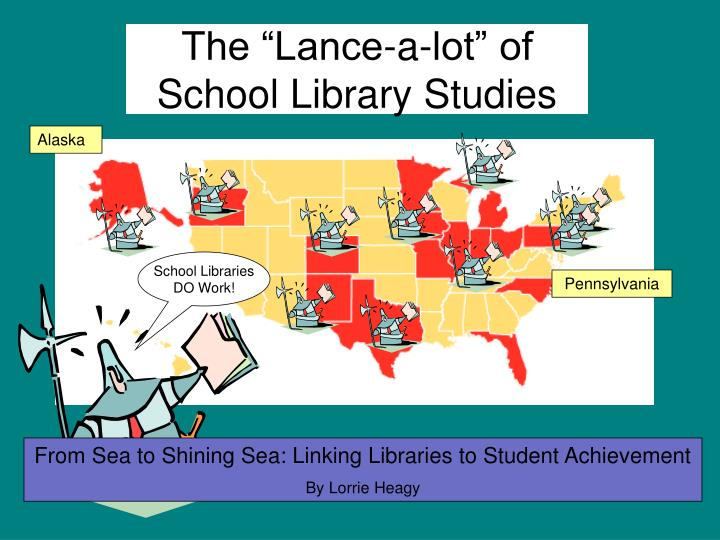 """The """"Lance-a-lot"""" of"""