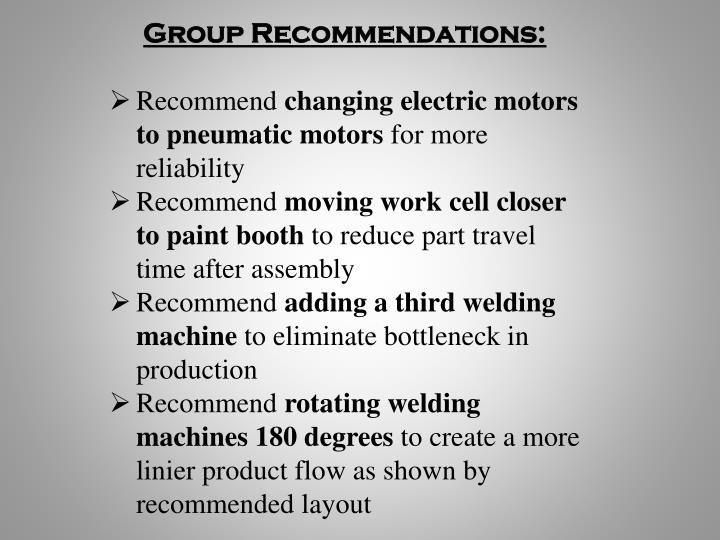 Group Recommendations: