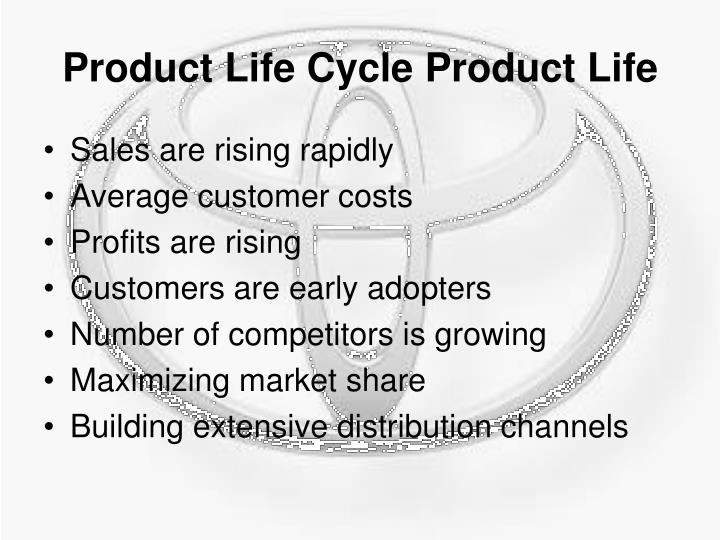 Product Life Cycle Product Life