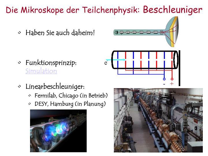 Funktionsprinzip: