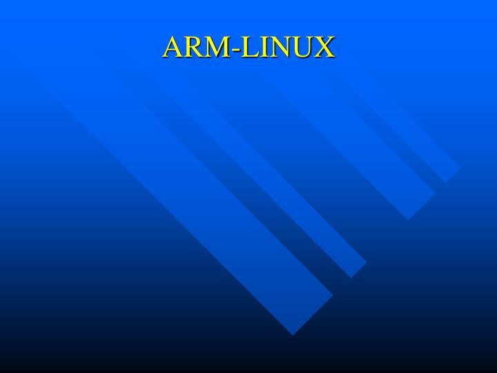 ARM-LINUX