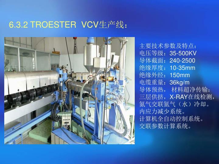 6.3.2 TROESTER  VCV
