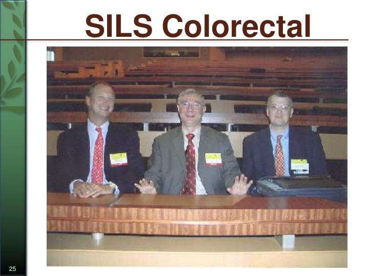 SILS Colorectal