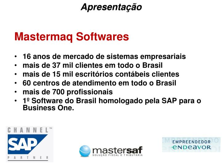 Mastermaq Softwares