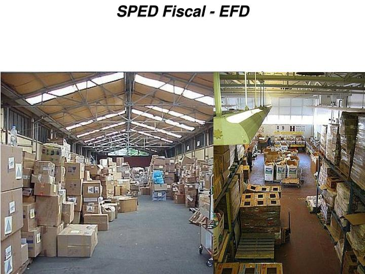 SPED Fiscal - EFD