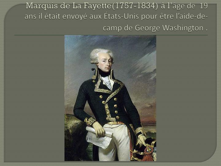 Marquis de