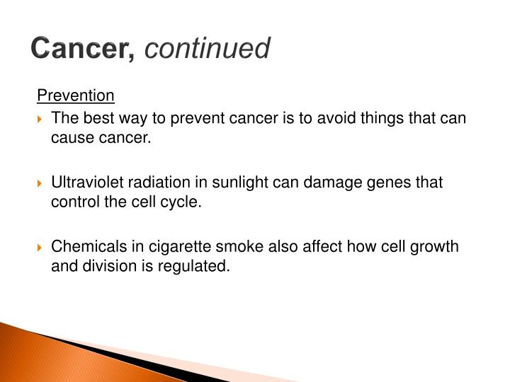 Cancer,