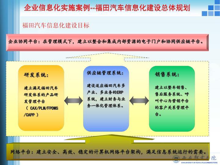 供应链管理系统: