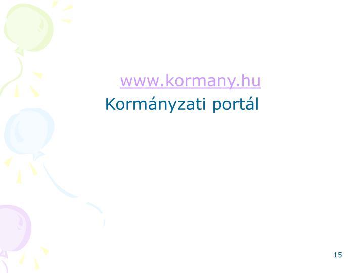 www.kormany.hu