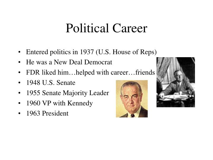 Political career