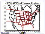 cenrap psat source regions