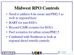 midwest rpo controls