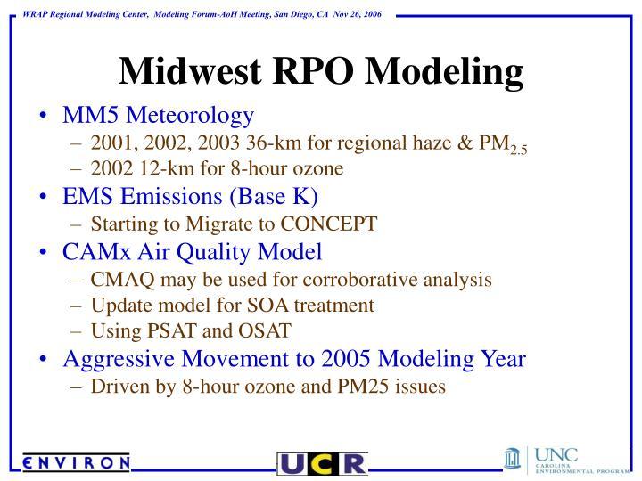 MM5 Meteorology
