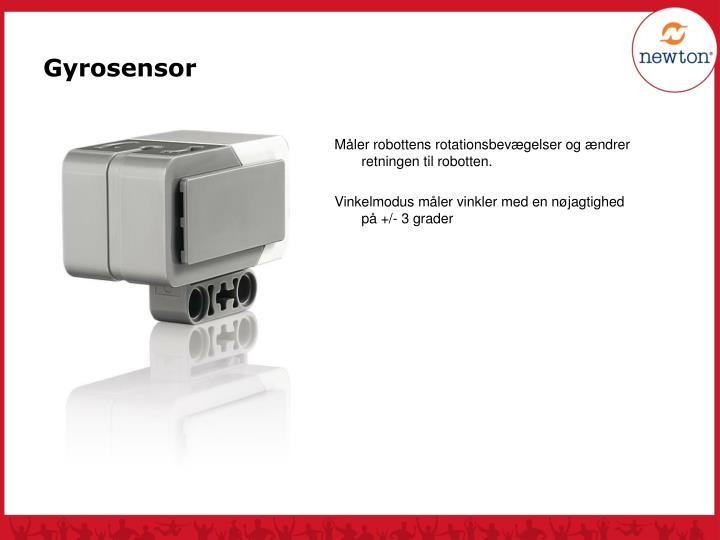Gyrosensor