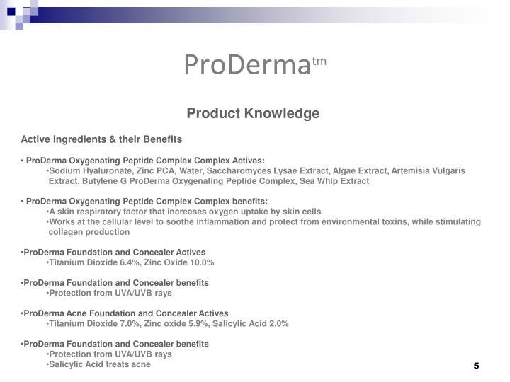 ProDerma