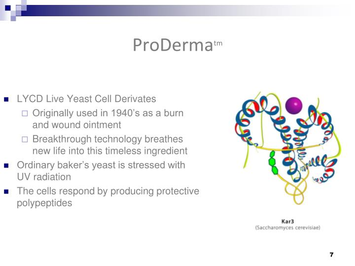 LYCD Live Yeast Cell Derivates
