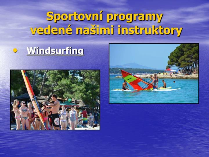 Sportovní programy