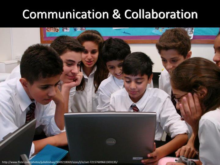 Communication & Collaboration
