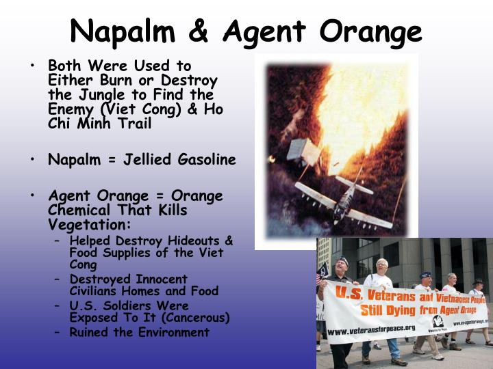 Napalm & Agent Orange