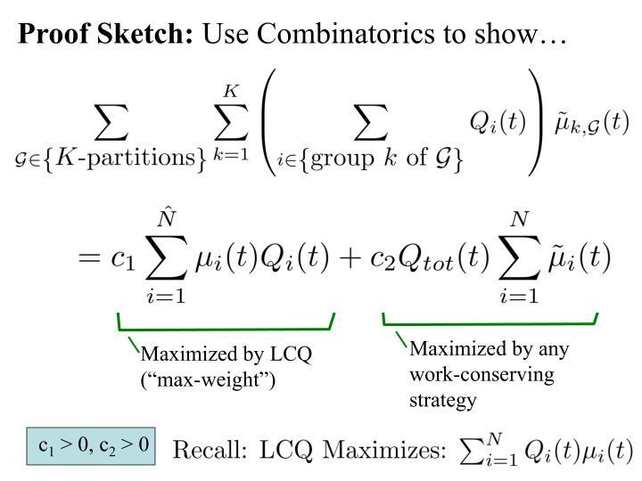 Proof Sketch: