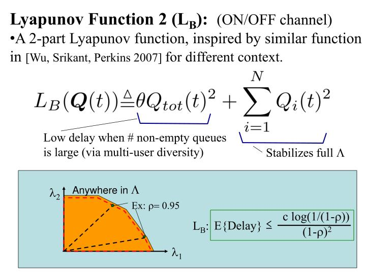 Lyapunov Function 2 (L