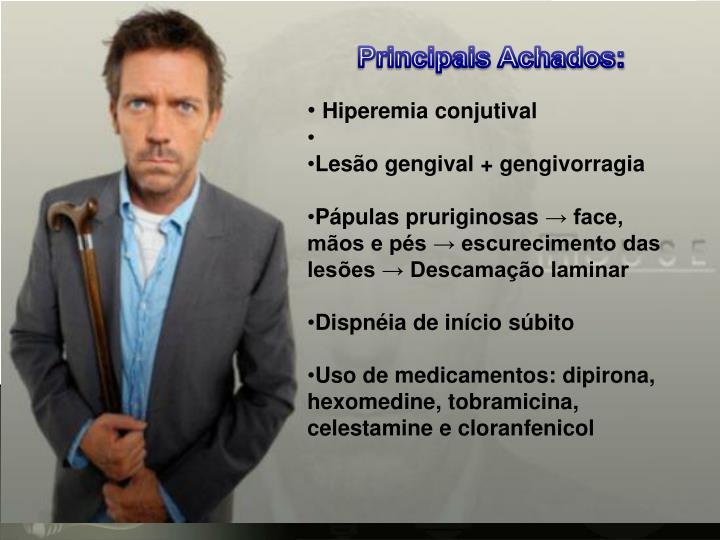 Principais Achados: