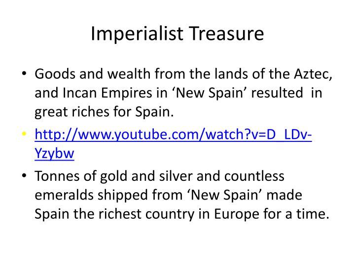 Imperialist Treasure