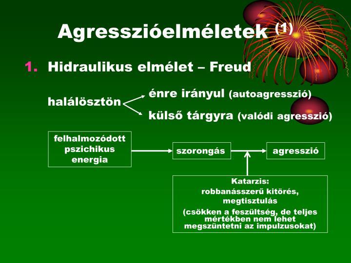 Agresszióelméletek