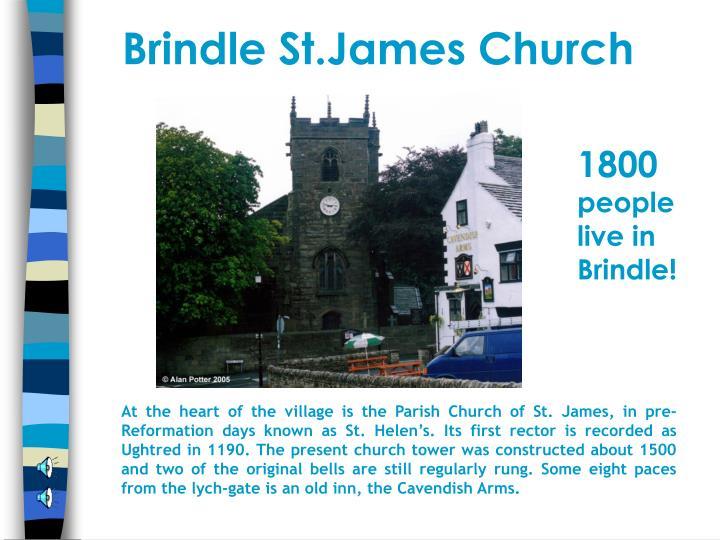 Brindle St.James Church