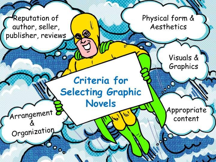 Criteria for Selecting Graphic Novels