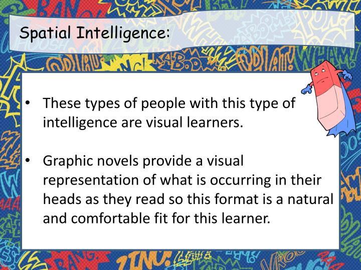 Spatial Intelligence: