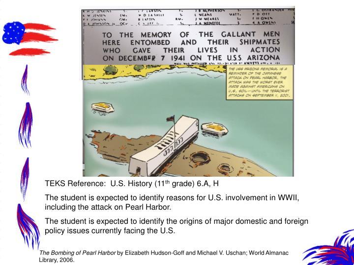 TEKS Reference:  U.S. History (11
