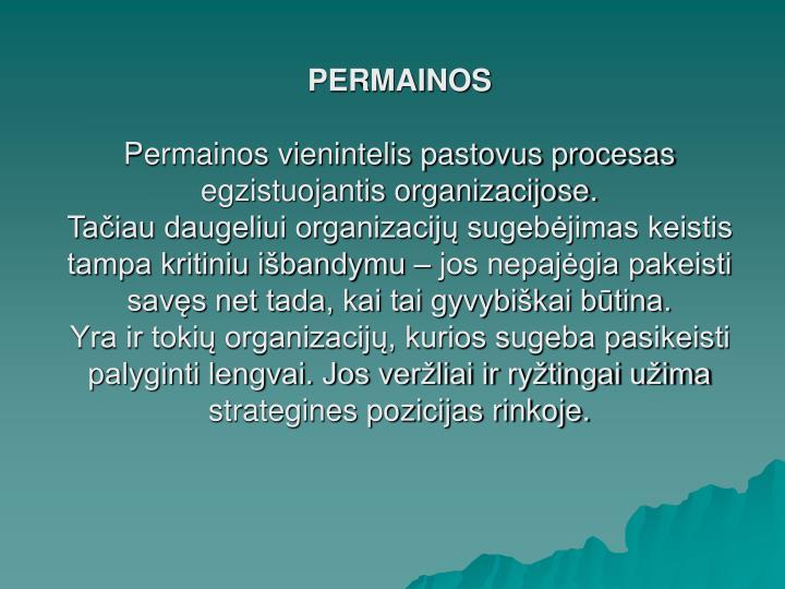 PERMAINOS