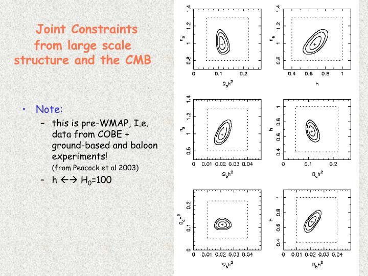 Joint Constraints