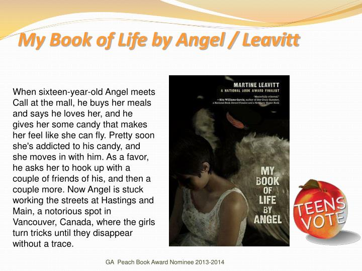 My Book of Life by Angel / Leavitt
