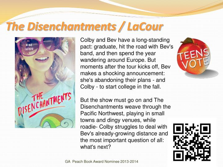 The Disenchantments /