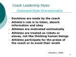 coach leadership styles1