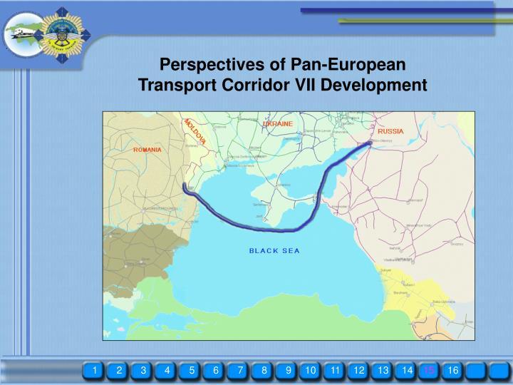 Perspectives of Pan-European