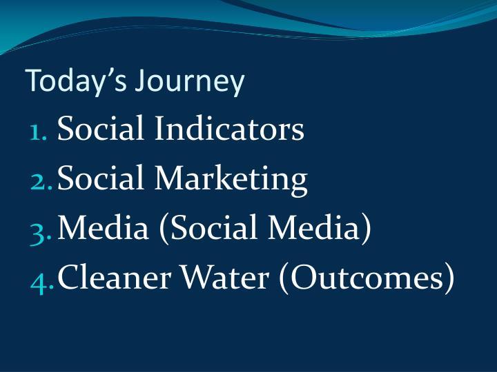 Today's Journey