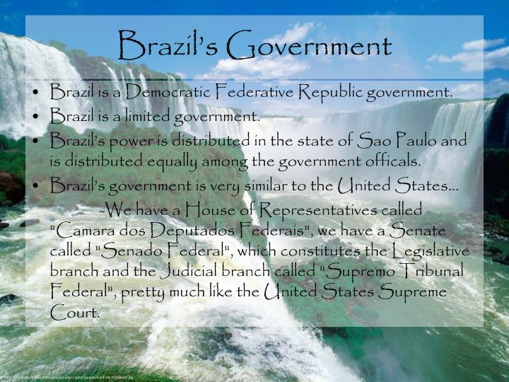 Brazil s government