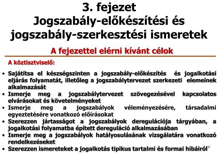 3. fejezet
