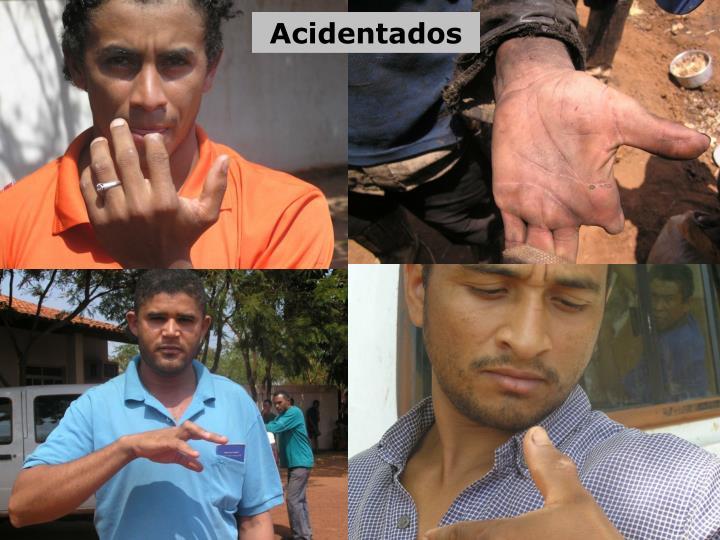 Acidentados