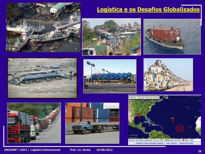 Logística e os Desafios Globalizados