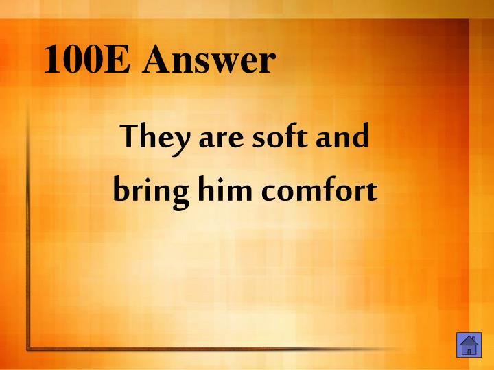 100E Answer