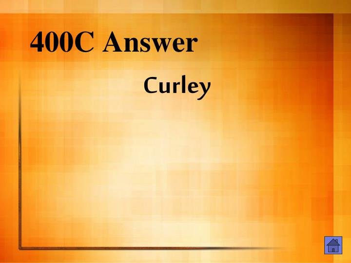 400C Answer