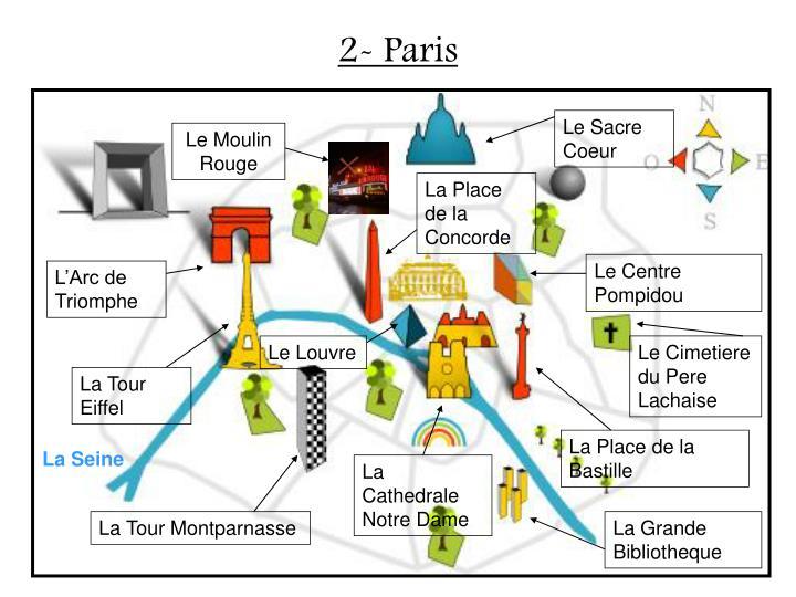 2- Paris