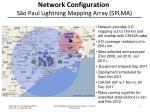 network configuration s o paul lightning mapping array splma